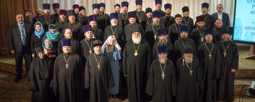 В Сарапульской епархии подведены итоги регионального этапа XXVI Международных Рождественских образовательных чтений