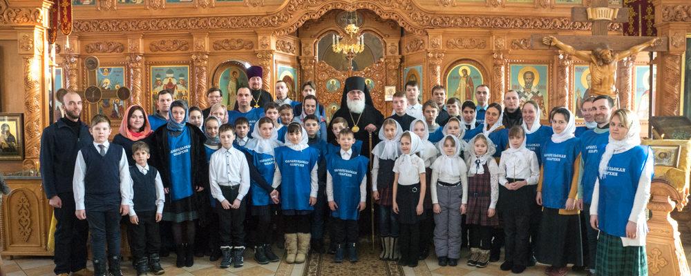 Встреча православной молодежи в Сарапуле
