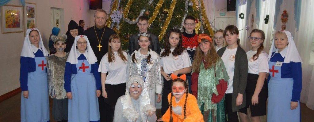 Рождественский праздник в КЦ «Свет»