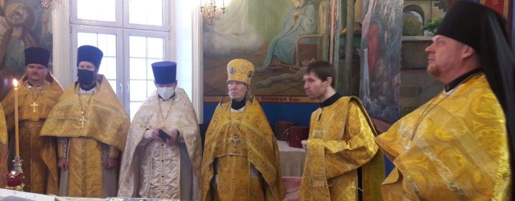 Собрание духовенства Можгинского благочиния
